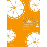 American English File 4 Teacher'S Book -