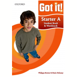 Got It! Starter A Student Book - Workbook -