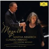 ORCHESTRA MOZART - Piano Concertos K 503 e K 466 (CD) - Martha Argerich, Claudio Abbado