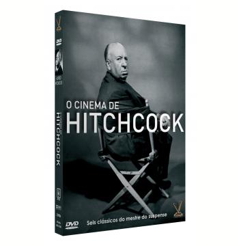 Box - O Cinema de Hitchcock (DVD)