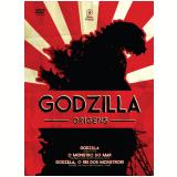 Godzilla - Origens (DVD) - Vários (veja lista completa)