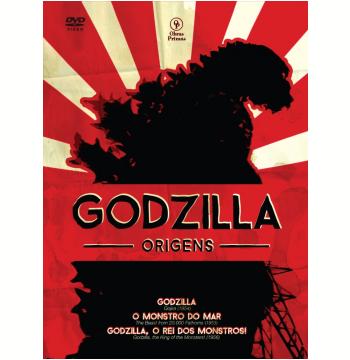 Godzilla - Origens (DVD)