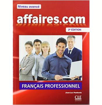Affaires.Com Livre De L´Eleve