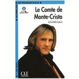 Comte De Monte-Cristo, Le + CD Mp3 - Niveau 2 - Alexandre Dumas
