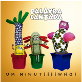 Palavra Cantada - Um Minutiiiinho! (CD) - Palavra Cantada