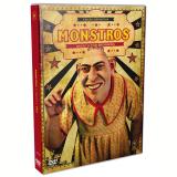 Monstros - Edição Definitiva (DVD) - Tod Browning