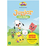 PlayKids - Junior e Seus Amigos (DVD) -