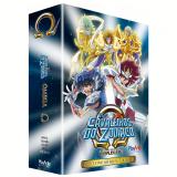 Os Cavaleiros do Zodíaco Ômega - 2ª Temporada (DVD) - Toru Furuya, Hikaru Midorikawa, Katsuyuki Konishi