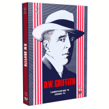 D.W. Griffith - Com 2 Cards (DVD) - Mae Marsh, Lillian Gish