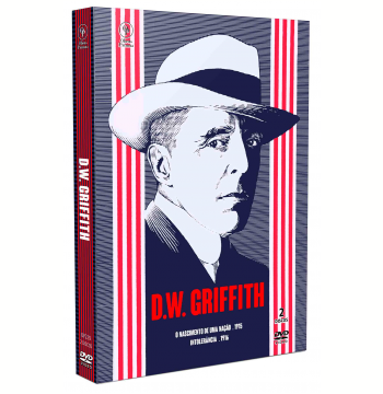 D.W. Griffith - Com 2 Cards (DVD)