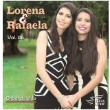 Lorena & Rafaela - Ondas da Vida - Vol. 6 (CD) - Lorena & Rafaela