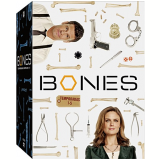 Bones - As Cinco Temporadas Completas (DVD) - Emily Deschanel