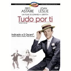 DVD - Tudo por Ti - Fred Astaire - 7898366213645