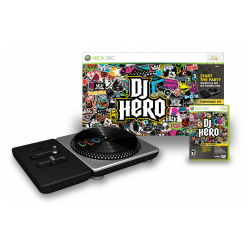 DJ Hero (Bundle) (X360)