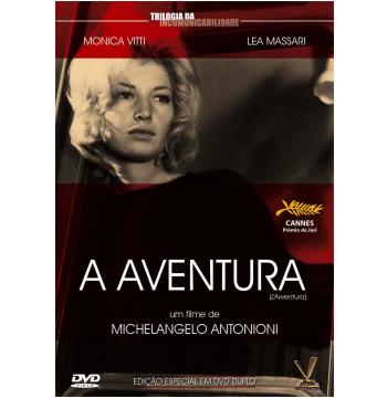 A Aventura - 1960 (DVD)