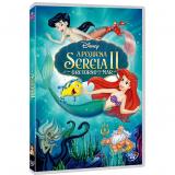 A Pequena Sereia II - Retorno Para O Mar (DVD) -
