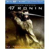 47 Ronins 3D (Blu-Ray) - V�rios (veja lista completa)