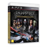 Injustice - Ultimate Edition (PS3) -