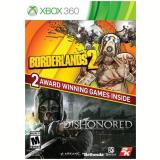 Borderlands 2 & Dishonored Bundle (X360) -
