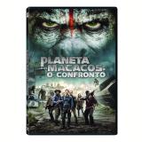 Planeta Dos Macacos - O Confronto (DVD) - Andy Serkis
