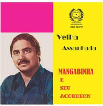 Mangabinha - Velha Assanhada (CD)