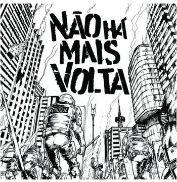 Não Há Mais Volta (CD)