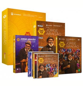 Box - Samba Book Jorge Aragão