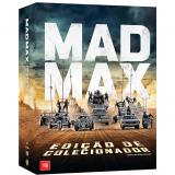 Coleção Mad Max - Edição de Colecionador (DVD) - Tina Turner, Charlize Theron