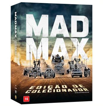 Coleção Mad Max - Edição de Colecionador (DVD)
