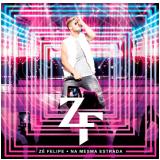 Zé Felipe - Na Mesma Estrada  (CD) - Zé Felipe