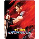 Thor - Ragnarok - Steelbook (Blu-Ray 3D + Blu-Ray) - Cate Blanchett, Chris Hemsworth, Tom Hiddleston