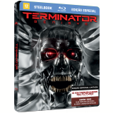 O Exterminador do Futuro - Gênesis - SteelBook (Blu-Ray)