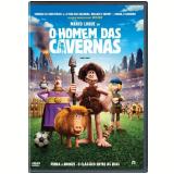 O Homem das Cavernas (DVD) - Marco Luque