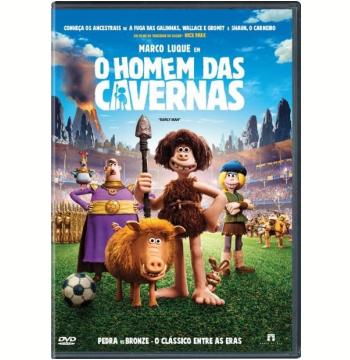 O Homem das Cavernas (DVD)
