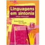 Linguagens em Sintonia Língua Portuguesa (8º Ano) - Branca Granatic, Vera Marta Vieira de Almeida