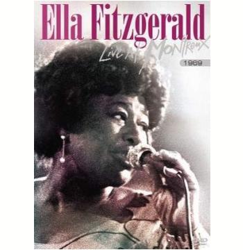 Ella Fitzgerald - Live at Montreux 1969 (DVD)