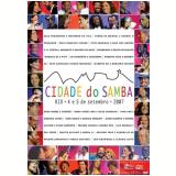 Cidade do Samba (DVD) - Vários (veja lista completa)