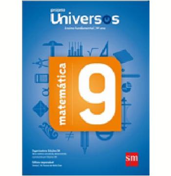 Universos Matemática 9 - Ensino Fundamental II - 9º Ano