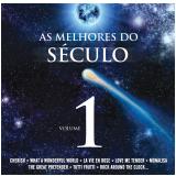 As Melhores Do Seculo Vol.1 (CD) - Diversos