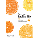 American English File 4 Dvd -