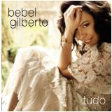 Bebel Gilberto - Tudo (CD) - Bebel Gilberto