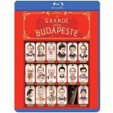 O Grande Hotel Budapeste (Blu-Ray) - Vários (veja lista completa)