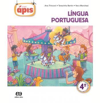 Projeto Ápis Português 4º Ano - Ensino Fundamental I - Reformulado