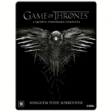 Game Of Thrones - A Quarta Temporada Completa (DVD) - DAVID BENIOFF, D.b. Weiss