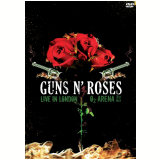 Guns N' Roses - Live In London 2012 (DVD) - Guns N' Roses
