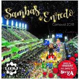 Sambas de Enredo Carnaval 2018 - Série A - LIERJ (CD) - Diversos