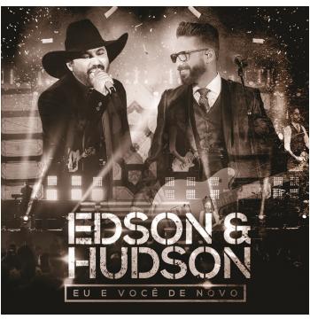Edson & Hudson - Eu e Você de Novo - Ao Vivo (CD)