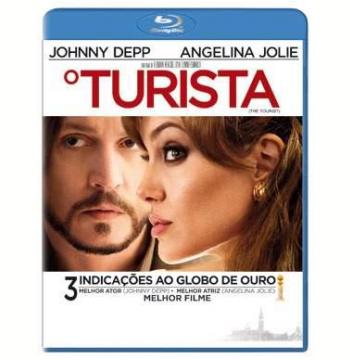 O Turista (Blu-Ray)