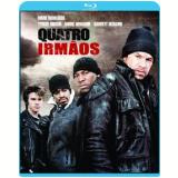 Quatro Irmãos (Blu-Ray) - Tyrese Gibson, Mark Wahlberg