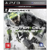 Splinter Cell: Blacklist - Signature Edition (PS3) -